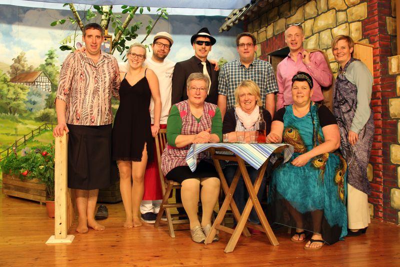 3. Theateraufführung Laienspielschar Waldhausen